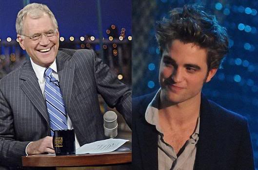 Rob on the Late Show, on November 18 DavidLetterman-1