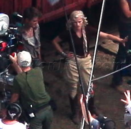 Water for Elephants : Photos  + Vidéos du tournage... WFESet20may10