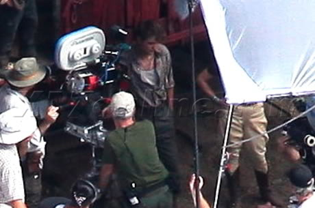Water for Elephants : Photos  + Vidéos du tournage... WFESet20may13