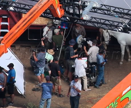 Water for Elephants : Photos  + Vidéos du tournage... WFESet20may18