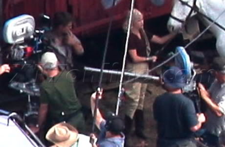 Water for Elephants : Photos  + Vidéos du tournage... WFESet20may2