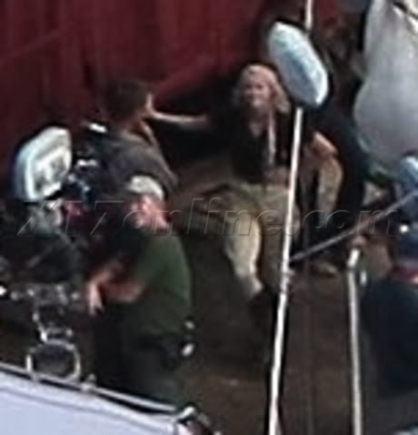 Water for Elephants : Photos  + Vidéos du tournage... WFESet20may9