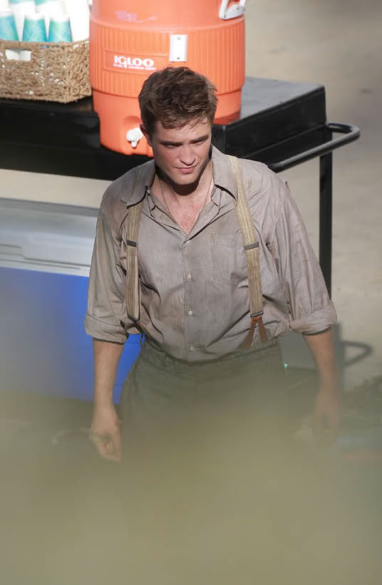 Robert Pattinson: Water For Elephants: Sets Untitled-30