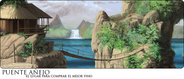 [Prólogo]¡Cruzar el puente por una bolsa de vino! ~ Tanana ♫ Cabecerotema1
