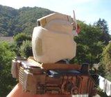 RX-78-02 Gundam head (Gundam the Origin) Th_DSC03387-1