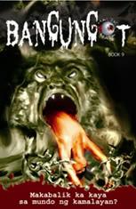 Bangungot Book Cover 9 Bang-9