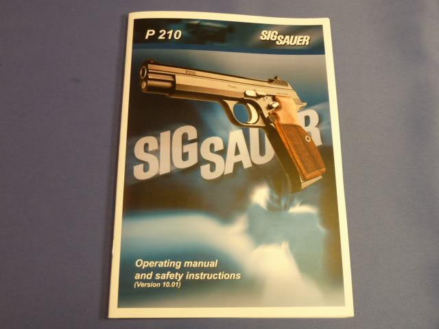 SIG P210 LEGEND ?? - Page 2 2