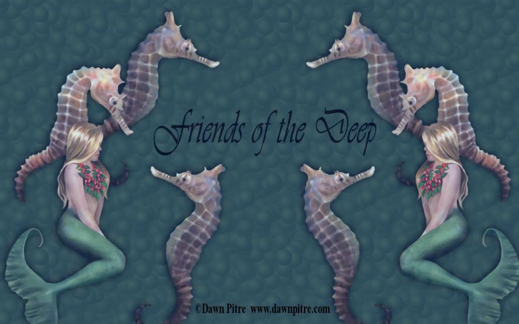 Dawn Pitre - Friends of the Deep DawnPitreFriendsoftheDeep