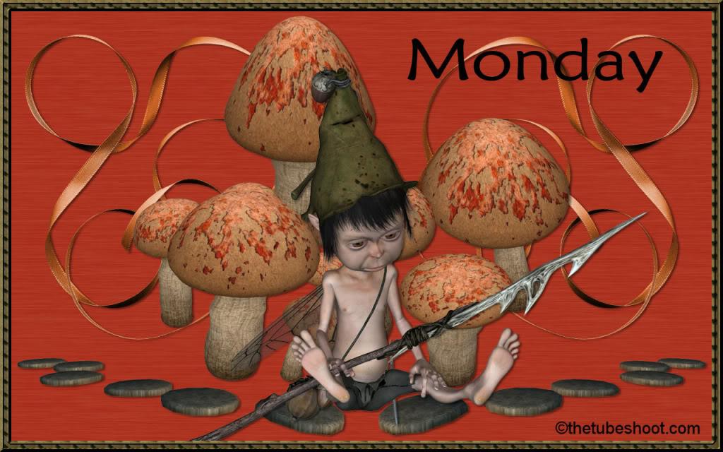 Tubeshoot - Monday Tubeshoot-Monday