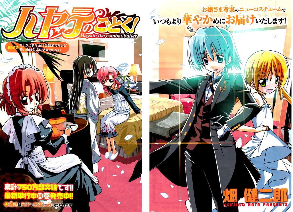 Wallpaper của Hayate no gotoku 1-10
