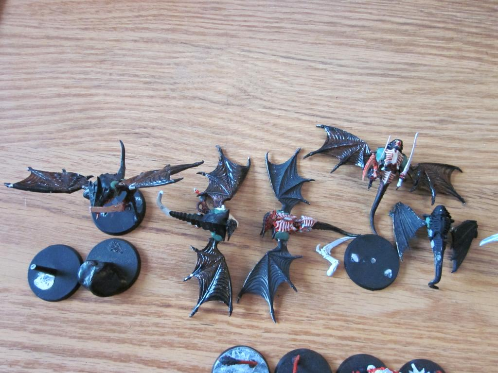 Hive Fleet Opacare Angues ShrikesWIP1