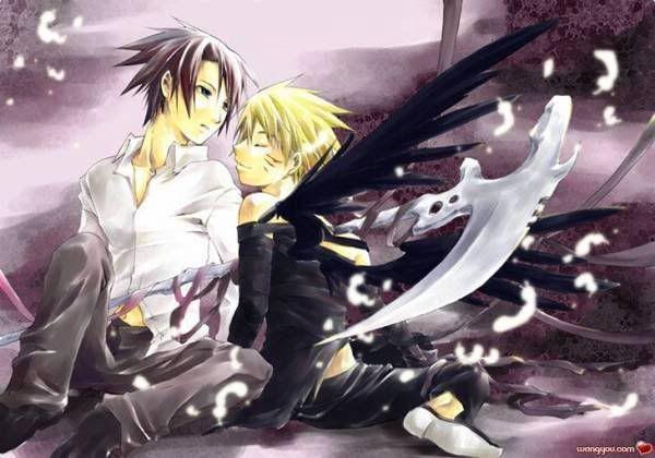 Sasuke x Naruto(SasuNaru) Darkanglenarusasunaru