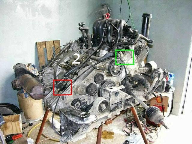 Luz do óleo do motor acesa HI / HO no painel do Classe A - Página 2 Motorladodireitosensordoleo