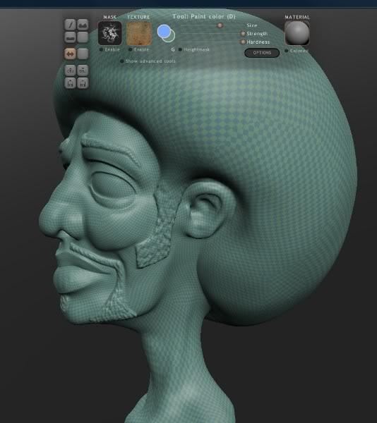 簡易 3D 繪製軟體【Sculptris】免安裝 Sculptris1