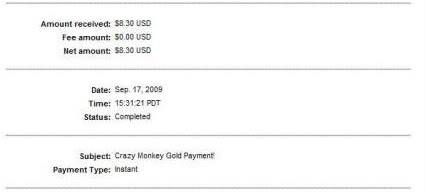 My last 6 payments!! Cmgp1
