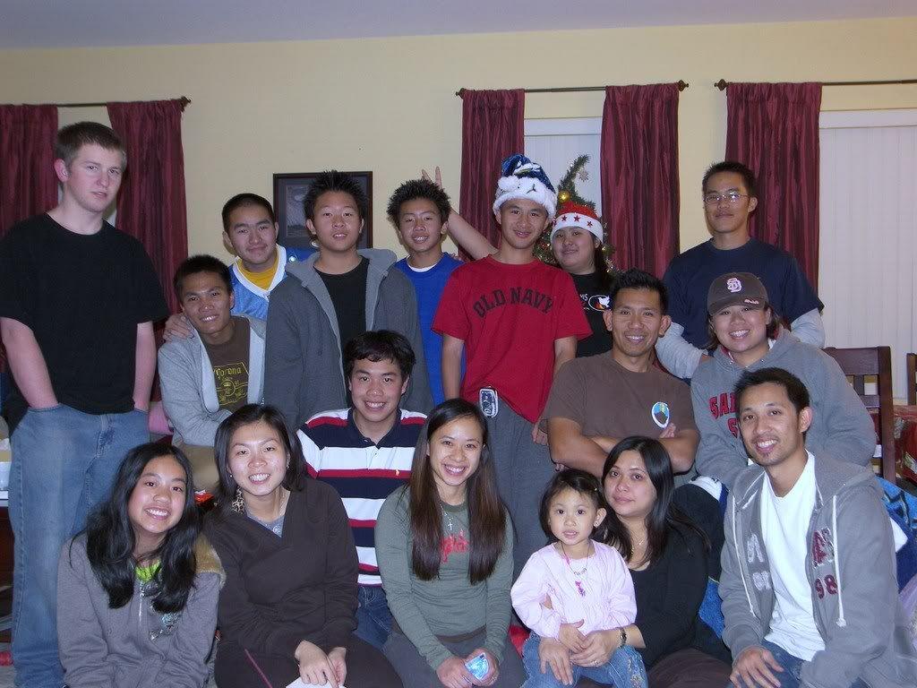 Christmas SleepOver 2008 (1 photo) 100_3561