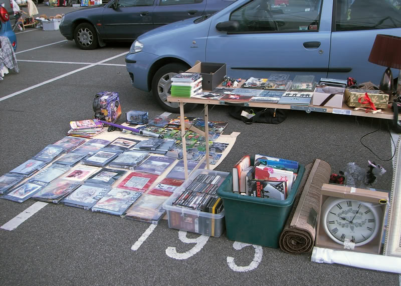 Car Boot Sales CARBOOT2