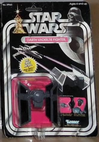 Your ALL time Greatest Vintage Star Wars Bargains Thread! Diecastvadertie