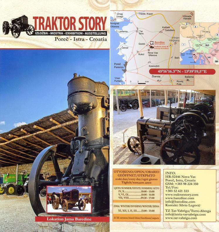 Traktor story – muzej traktora kod porečke Nove Vasi TractorStory001