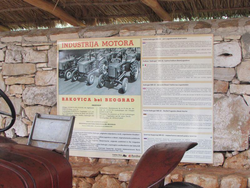 Traktor story – muzej traktora kod porečke Nove Vasi TractorStory052