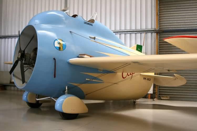 Neobicni, najljepši i najružniji avioni - Page 2 StipaCaproni3