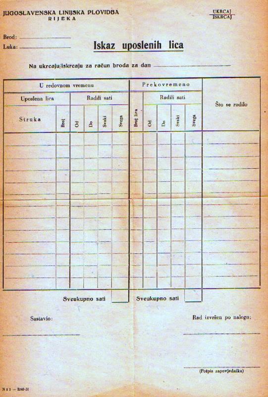 POČETAK JUGOLINIJE JugolinijaDokument01