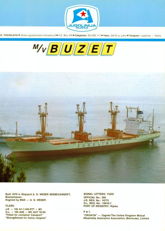 """Katalog brodova """"Jugolinije"""" iz 1990. godine Buzet1mali"""