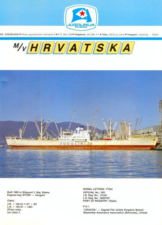 """Katalog brodova """"Jugolinije"""" iz 1990. godine Hrvatska1mali"""
