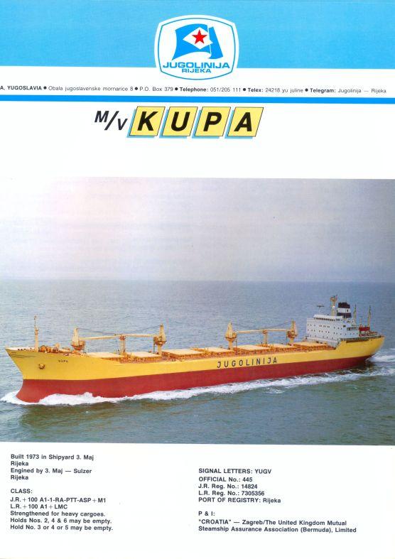"""Katalog brodova """"Jugolinije"""" iz 1990. godine Kupa1mali"""