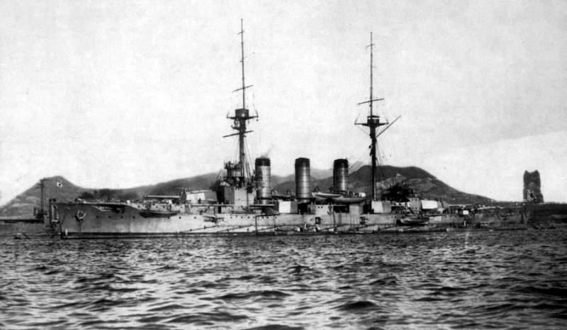 Japanske oklopnjače i preddrednoti Ibuki1