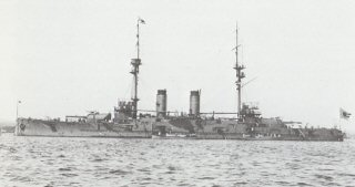 Japanske oklopnjače i preddrednoti Kashima1