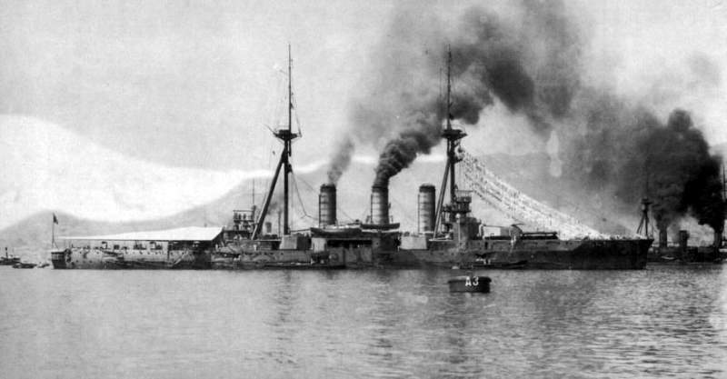 Japanske oklopnjače i preddrednoti Kurama1