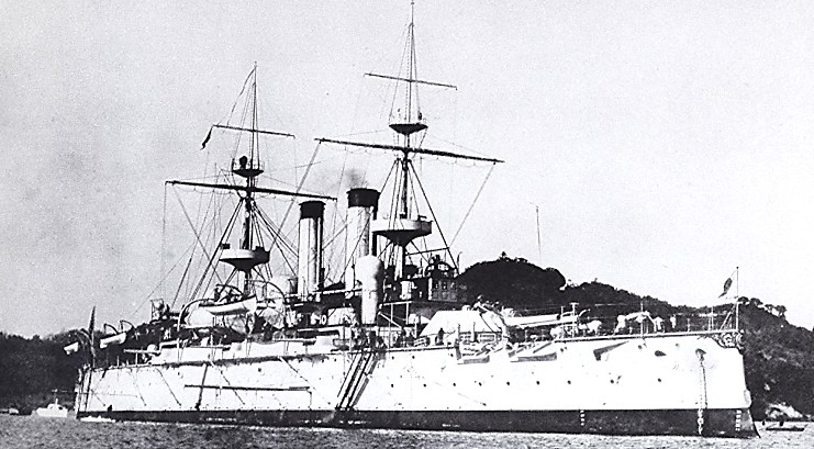 Japanske oklopnjače i preddrednoti Yashima1