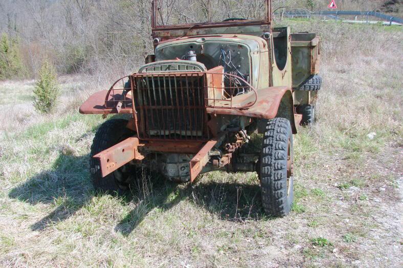 Stari GMC kabriolet StariGMC07