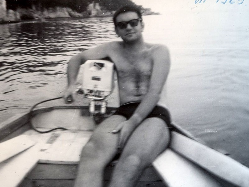 Moja barka mala... RK406-1