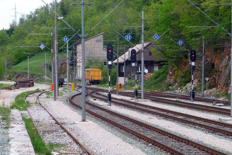Navijački vlakovi StanicaLokve1538