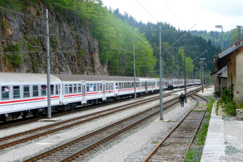 Navijački vlakovi StanicaLokve1541
