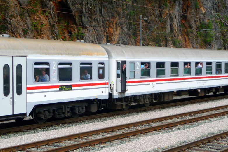 Navijački vlakovi StanicaLokve1542