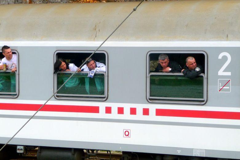 Navijački vlakovi StanicaLokve1543
