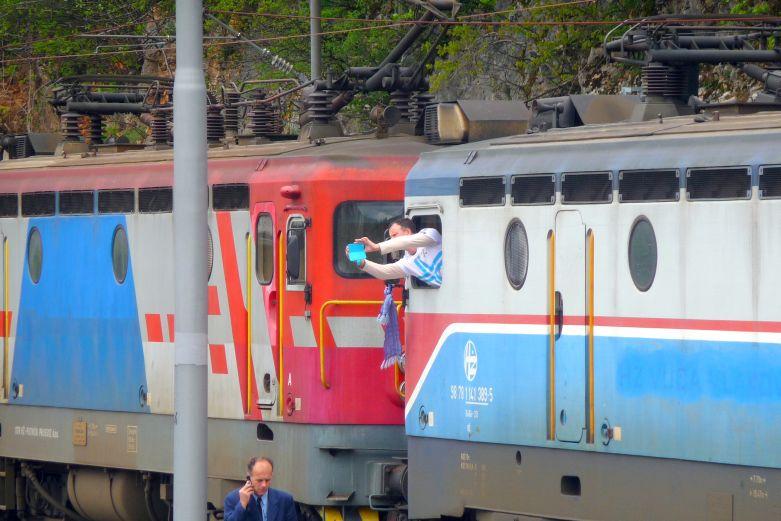 Navijački vlakovi StanicaLokve1544