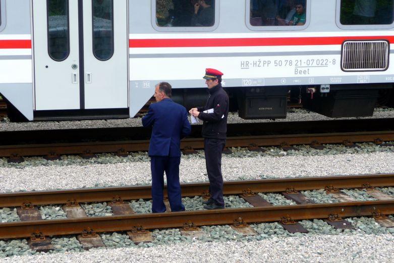Navijački vlakovi StanicaLokve1546