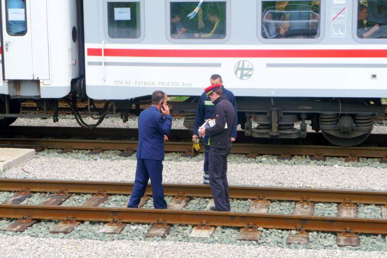 Navijački vlakovi StanicaLokve1547