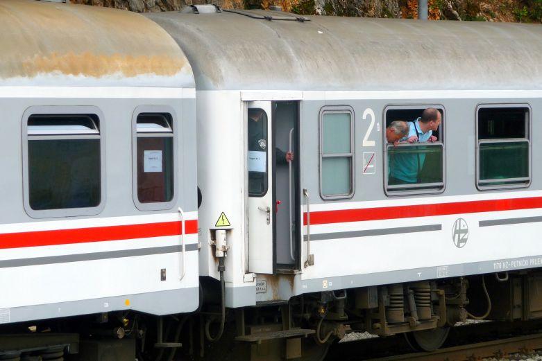 Navijački vlakovi StanicaLokve1548