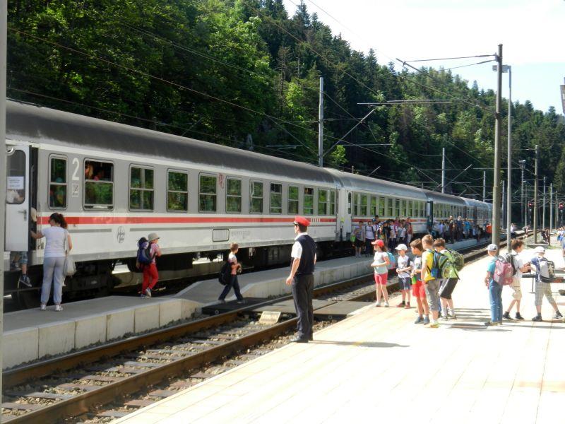 Turistički,izletnički vlakovi StanicaLokve1569