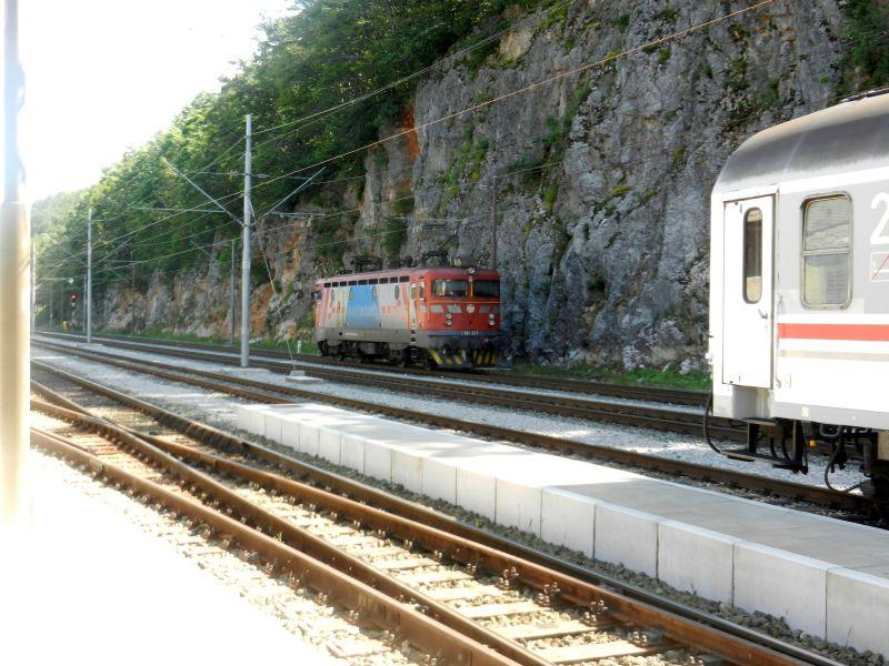Turistički,izletnički vlakovi StanicaLokve1575