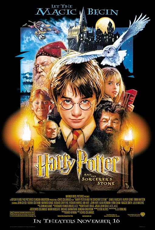Movie ♪ HP1-1