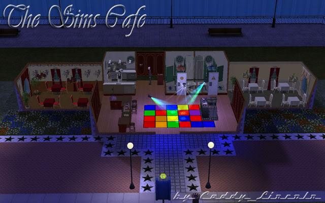 Colonial - Small Restaurant and Disco (lote comunitário) Colonial_5