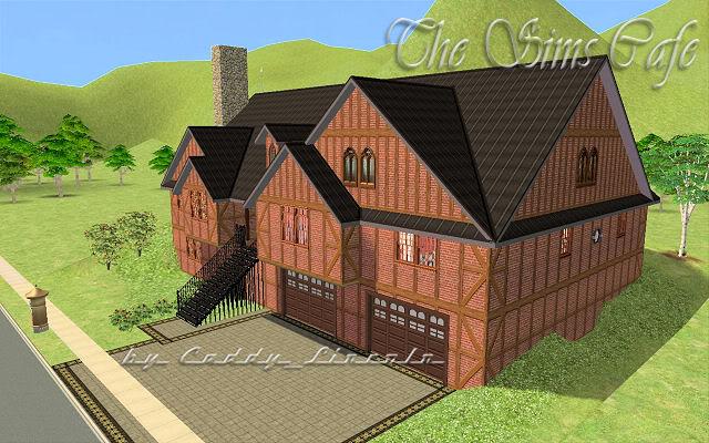 Casa na Colina / House on the Hill TSC_casa_na_colina_frontside_by_CL