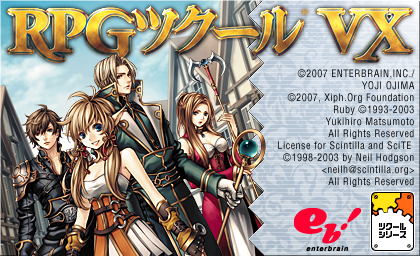 Rpg Maker Vx e Vx Ace Vx