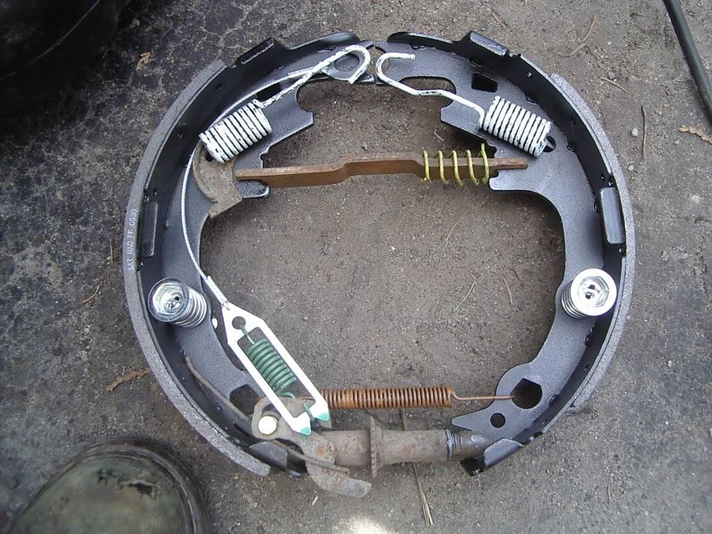 drum brakes replacement IMGP5618